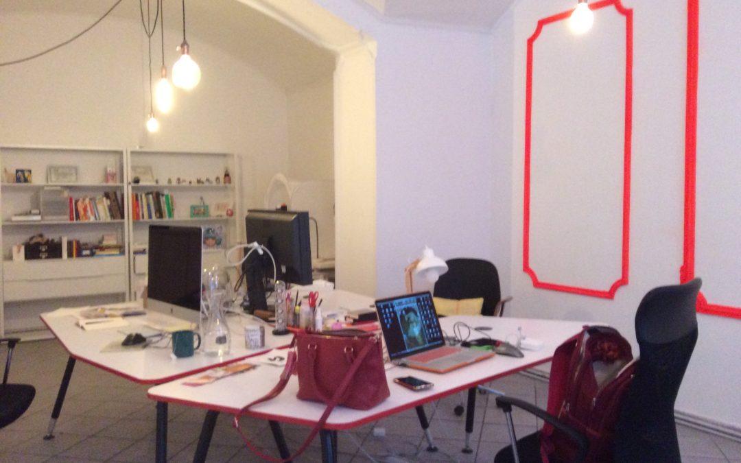 ウィーンにオフィスができました